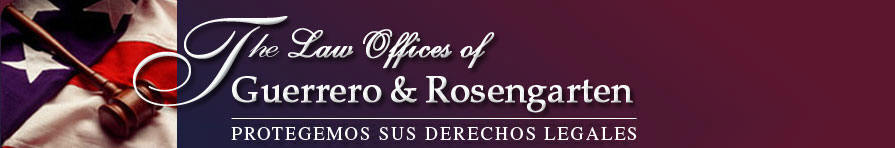 The Law Offices of Guerrero & Rosengarten